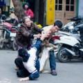 Tin tức - Cầm kéo đâm phụ nữ giữa phố cổ Hà Nội