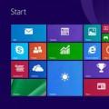 Eva Sành điệu - Rò rỉ những hình ảnh bản cập nhật cho Windows 8.1