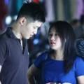 Làng sao - Diễm Hằng và người yêu đi chơi đêm ở Sài Gòn