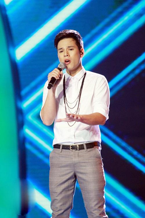 """hoang tu ballad"" dung chan tai vn idol - 3"