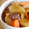 Bếp Eva - Thịt bò hầm ấm bụng ngày đông
