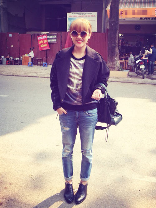tuan qua: huong giang idol nu tinh day cuon hut - 11