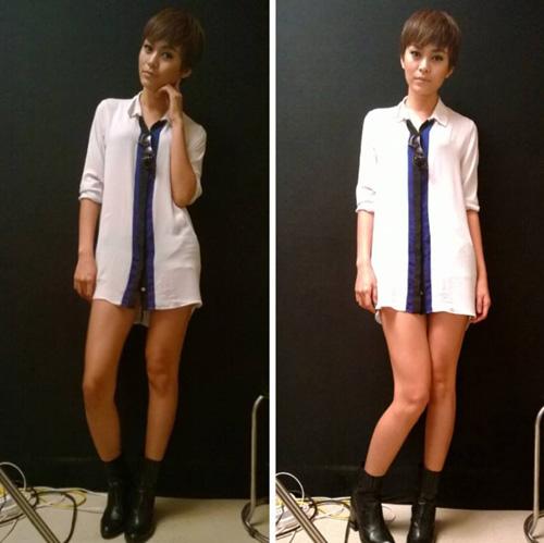 tuan qua: huong giang idol nu tinh day cuon hut - 5