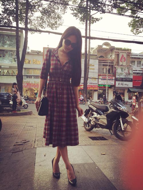 tuan qua: huong giang idol nu tinh day cuon hut - 1