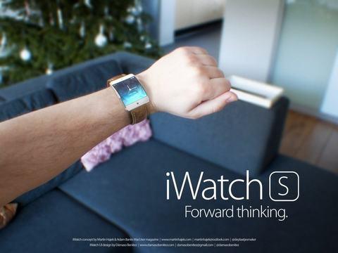 lg se san xuat man hinh cong cho apple iwatch - 1