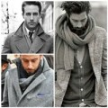 Thời trang - Chàng 30 lịch lãm cùng khăn