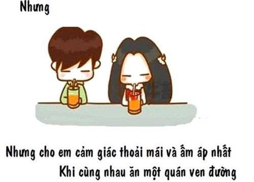 yeu gai binh thuong suong hon han hot girl - 9