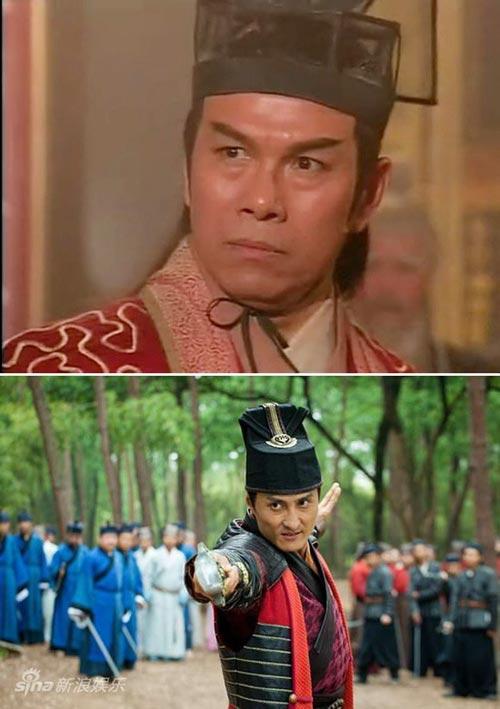 5 nhan vat phan dien an tuong trong phim kim dung - 5