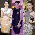 Thời trang - Linh Nga đam mê mốt váy hình chuông