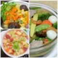 Bếp Eva - Những món canh rau củ bổ mát