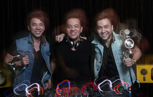 hai chang trai the men tro tai lam dj - 8