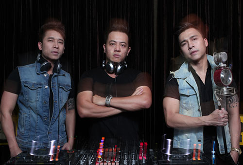 hai chang trai the men tro tai lam dj - 5