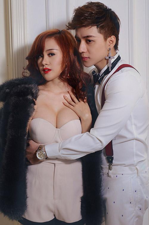 """""""chang trai dao keo"""" sexy ben ba tung - 3"""
