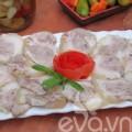 Bếp Eva - Tết làm thịt chân giò ngâm mắm nhậu chơi