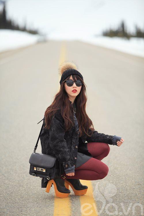 kham pha xu huong 2014 cung fashionista xu han - 18