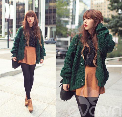 kham pha xu huong 2014 cung fashionista xu han - 15