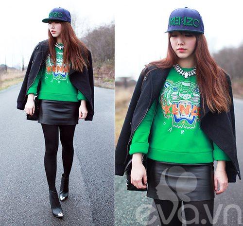 kham pha xu huong 2014 cung fashionista xu han - 17