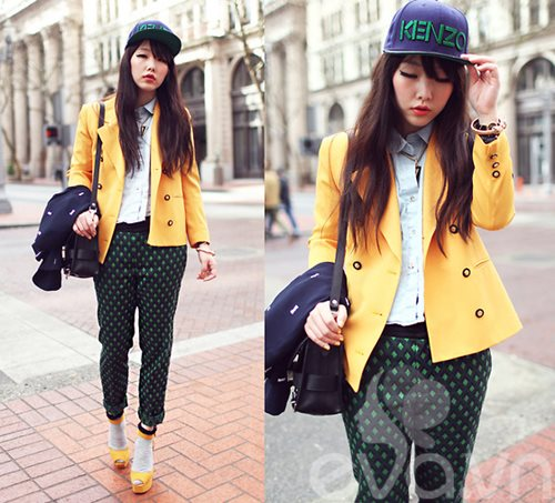 kham pha xu huong 2014 cung fashionista xu han - 19