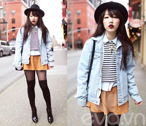 kham pha xu huong 2014 cung fashionista xu han - 20