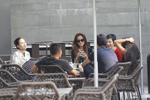 "xuan lan noi bat khi di cafe ""sang chanh"" - 5"