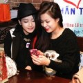 Làng sao - Hoàng Thùy Linh, Chi Pu thân thiết bên nhau