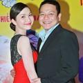 Làng sao - Kim Hiền rực rỡ bên chồng sắp cưới