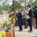 Tin tức - Nườm nượp khách viếng mộ Đại tướng dịp cuối năm