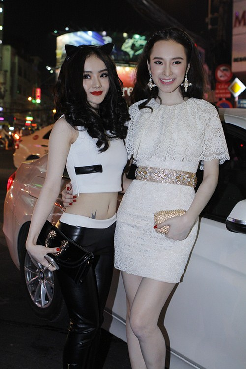 hau cam dien, angela phuong trinh len chuc ba chu - 7