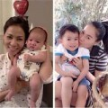 Làng sao - Thu Minh khoe con trai nuôi hơn 2 tuổi
