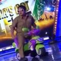 Clip Eva - Bé 8 tuổi gây náo loạn Got Talent Ấn Độ