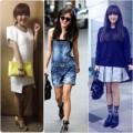 Thời trang - Những style lạ mắt của Văn Mai Hương