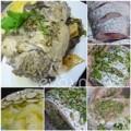 Bếp Eva - Cá trắm đen nhồi thịt hấp cuối tuần