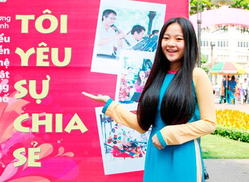 vang huong giang idol, hong phuoc than thiet hot girl - 8