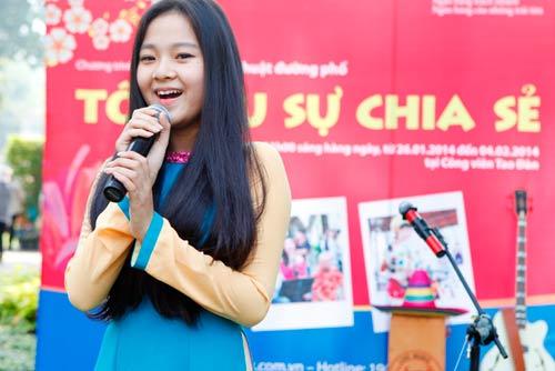 vang huong giang idol, hong phuoc than thiet hot girl - 11