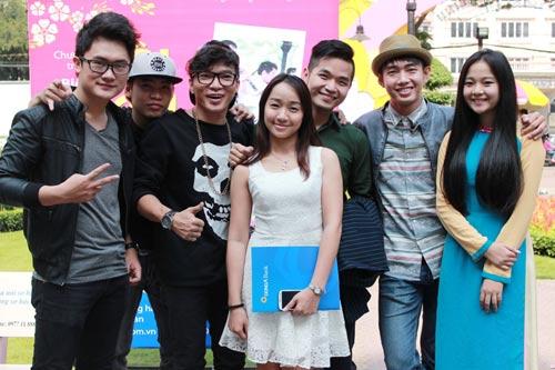vang huong giang idol, hong phuoc than thiet hot girl - 3