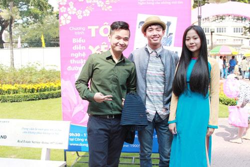 vang huong giang idol, hong phuoc than thiet hot girl - 2