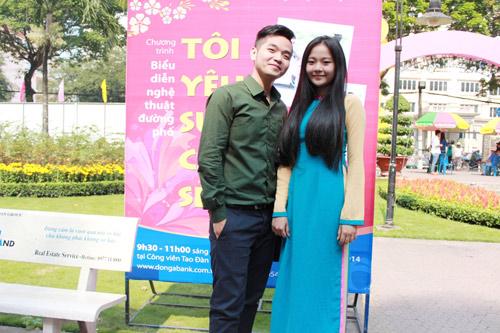 vang huong giang idol, hong phuoc than thiet hot girl - 1