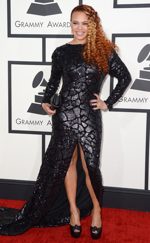 sao hollywood khoe sac tren tham do grammy - 15