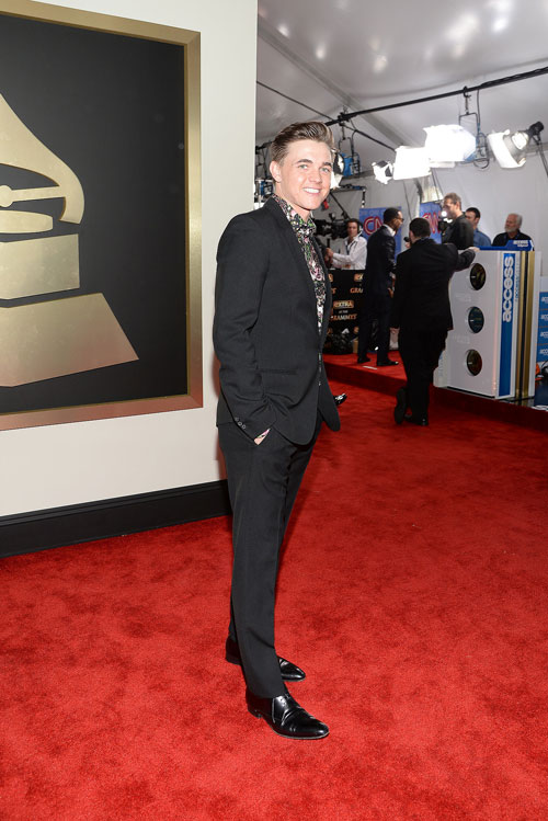 sao hollywood khoe sac tren tham do grammy - 16