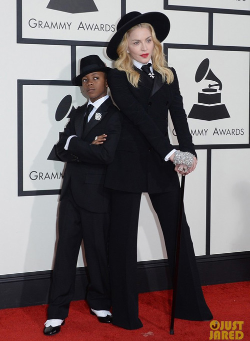 sao hollywood khoe sac tren tham do grammy - 1