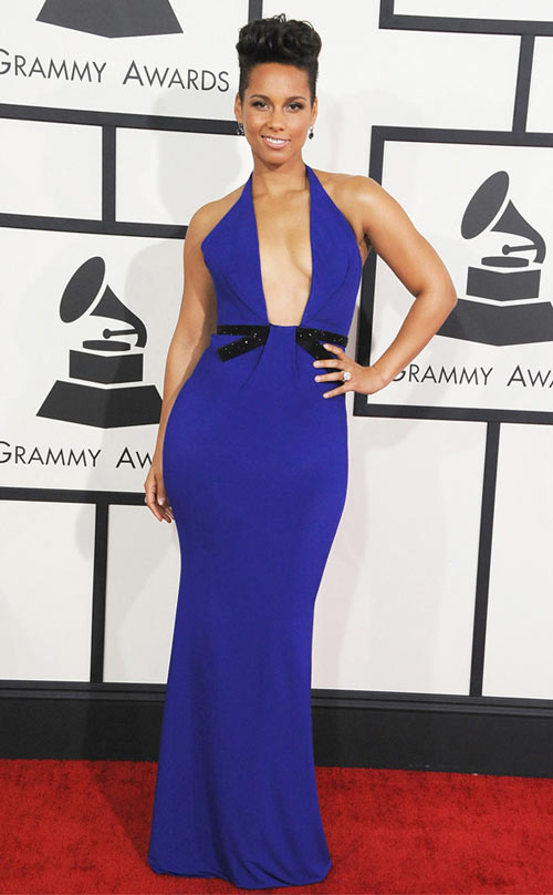 sao hollywood khoe sac tren tham do grammy - 9