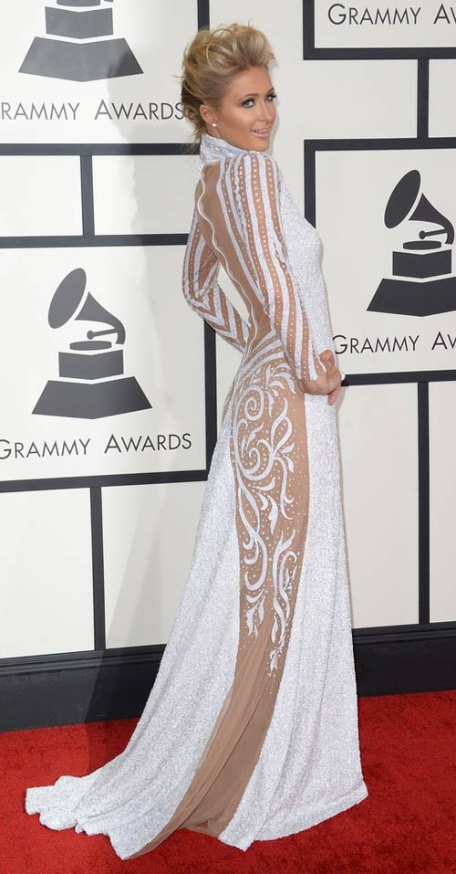 "taylor swift ""thap sang"" le trao giai grammy - 6"