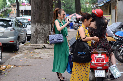 phuong trinh oi, hay cu dep nhu doi thuong! - 3