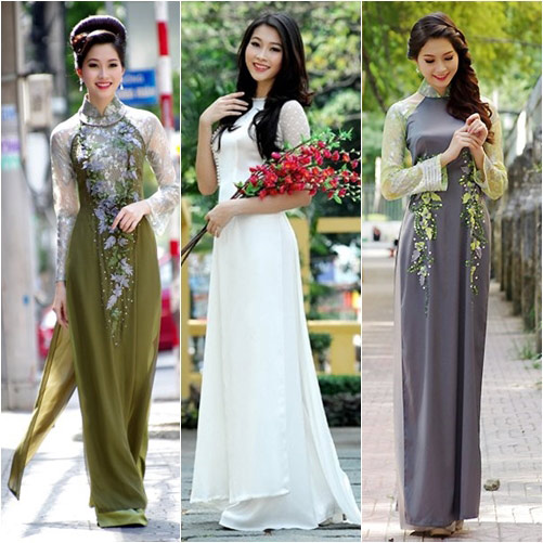 "top 4 my nhan gay ""me hoac"" voi ao dai - 10"
