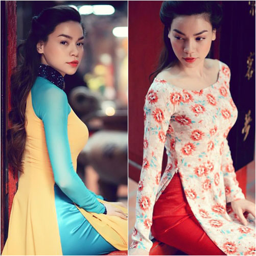 "top 4 my nhan gay ""me hoac"" voi ao dai - 15"