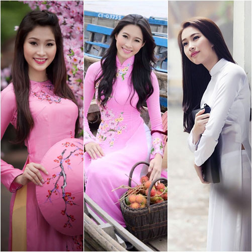 "top 4 my nhan gay ""me hoac"" voi ao dai - 11"