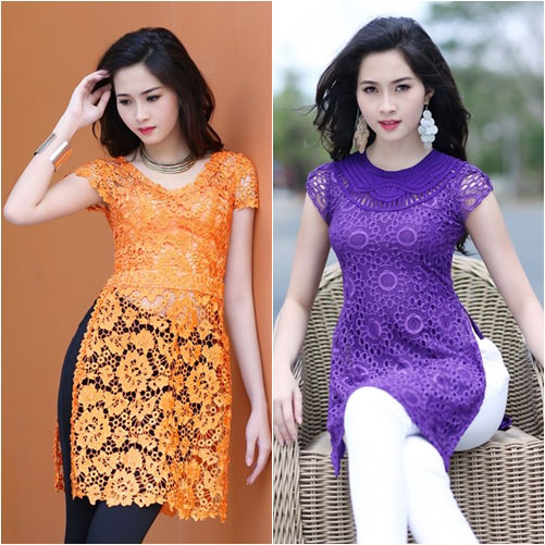 "top 4 my nhan gay ""me hoac"" voi ao dai - 7"