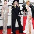 Sao Hollywood khoe sắc trên thảm đỏ Grammy