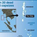 Tin tức - Ấn Độ: Lật tàu du lịch, 21 người chết