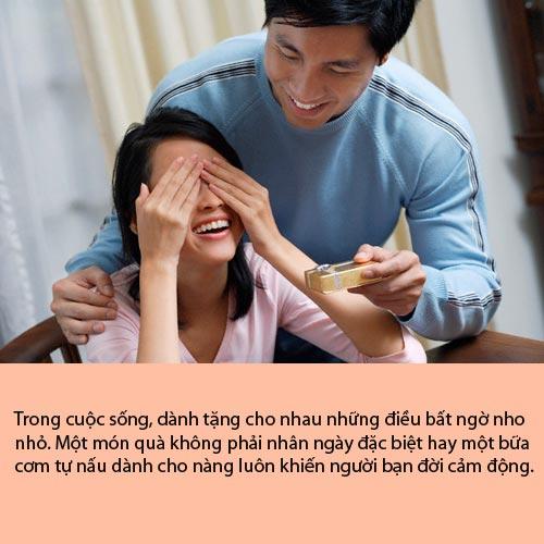 """ham nong"" tinh yeu vo chong truoc nam moi - 3"